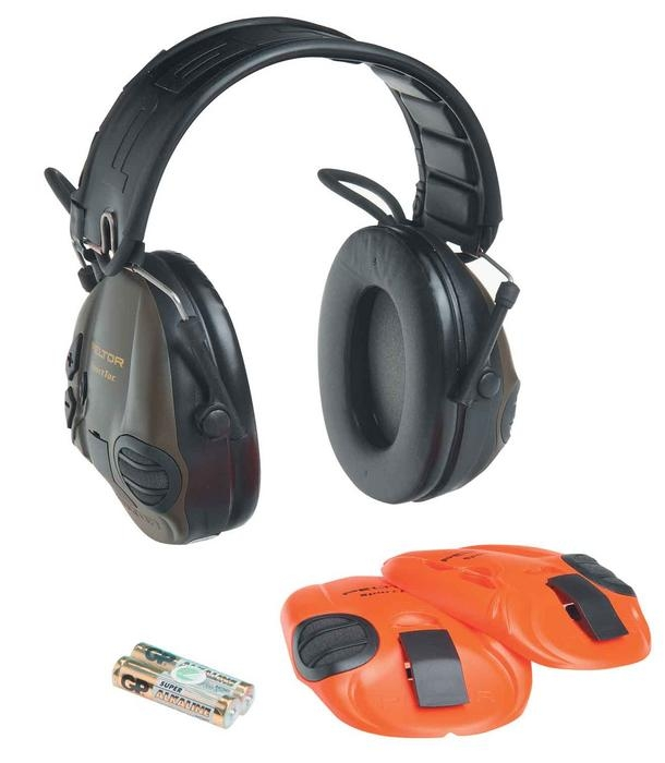 Peltor Tactical Sports Digital Electronic Earmuff